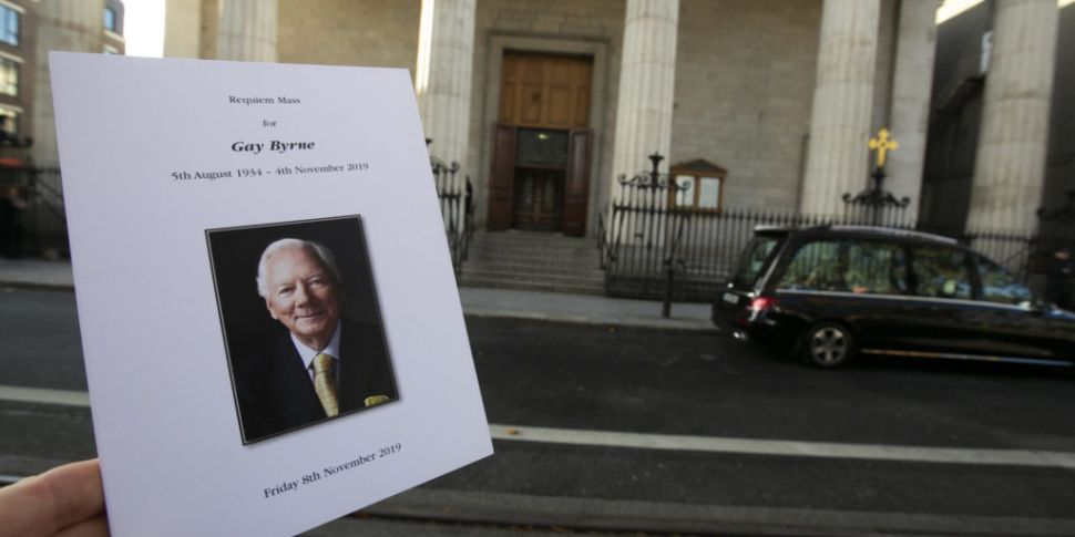 Evening top 5: Gay Byrne's fun...