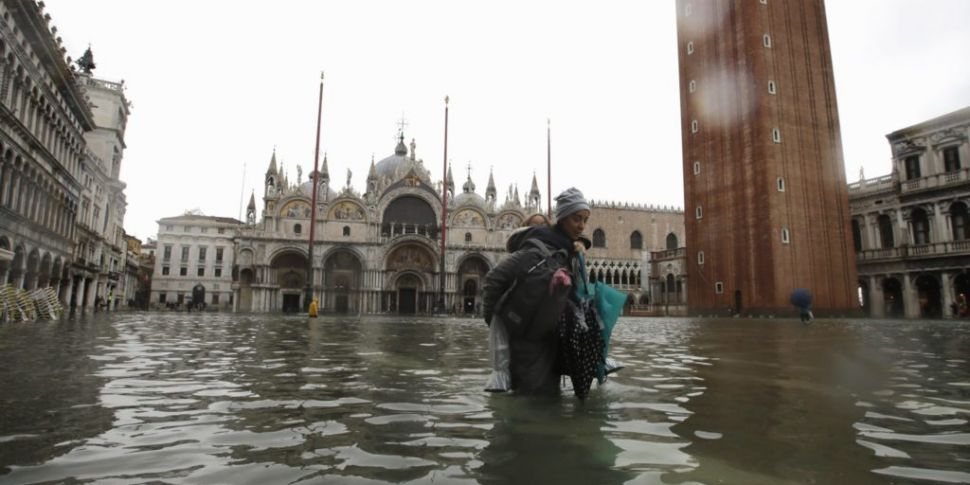 Two people killed in Venice du...