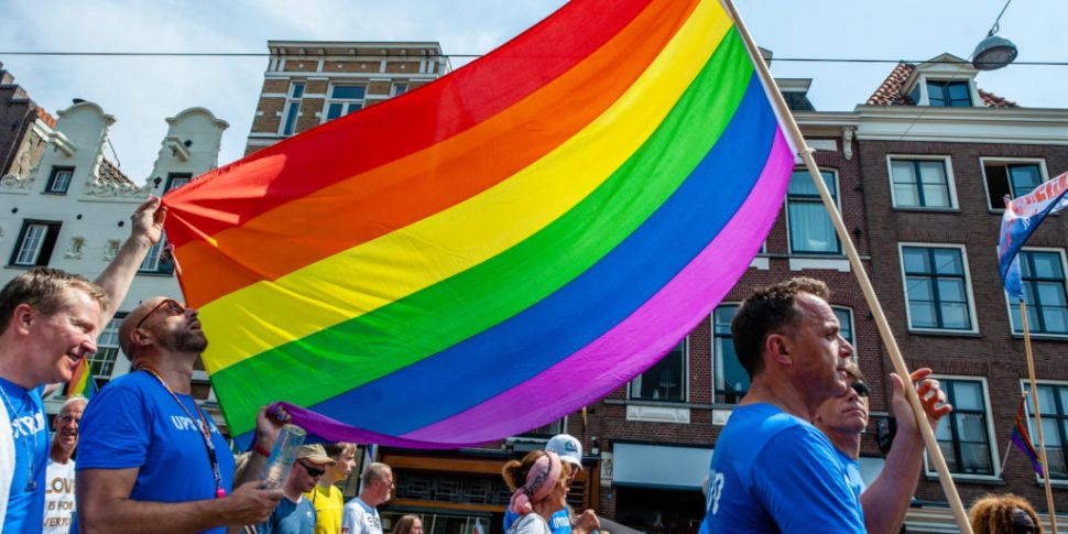 Ireland slips in global LGBT s...