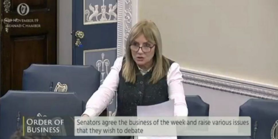 Call for Irish ban on trade af...