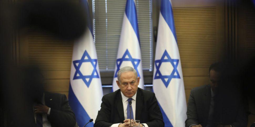 Israeli Prime Minister Benjami...
