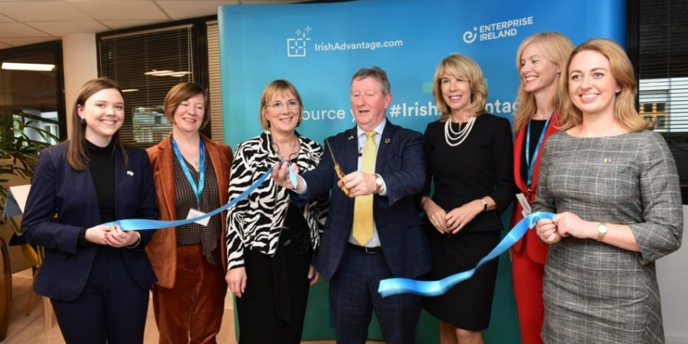 Enterprise Ireland opens more...