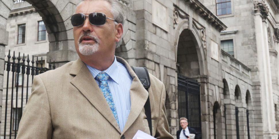 Ian Bailey extradition request...