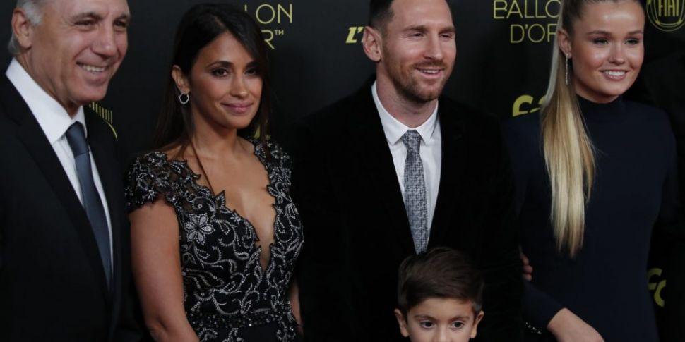 Messi and Rapinoe win 2019 Bal...