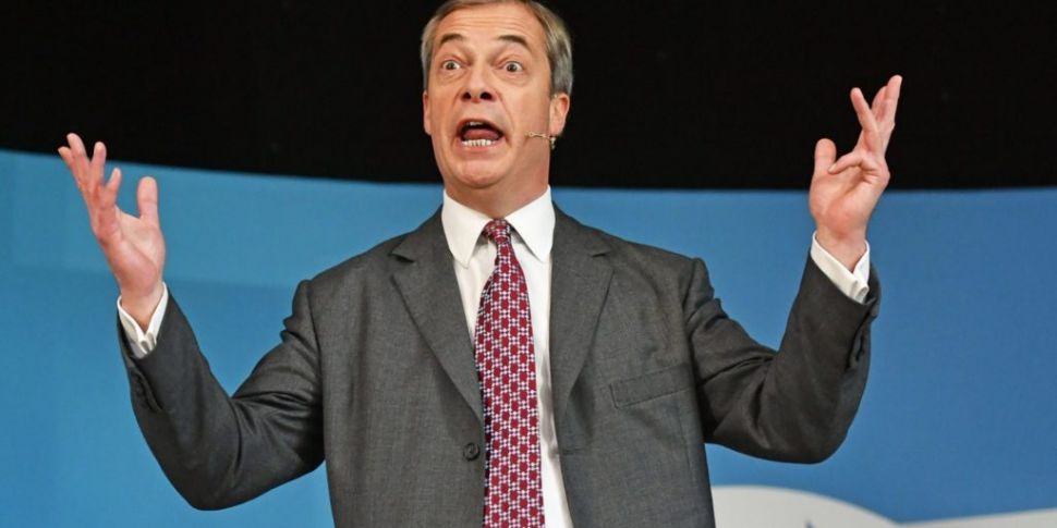 Three Brexit Party MEPs quit t...