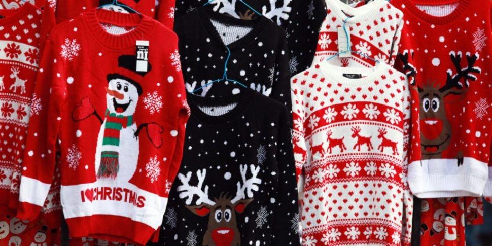 Christmas jumper crisis? Chari...