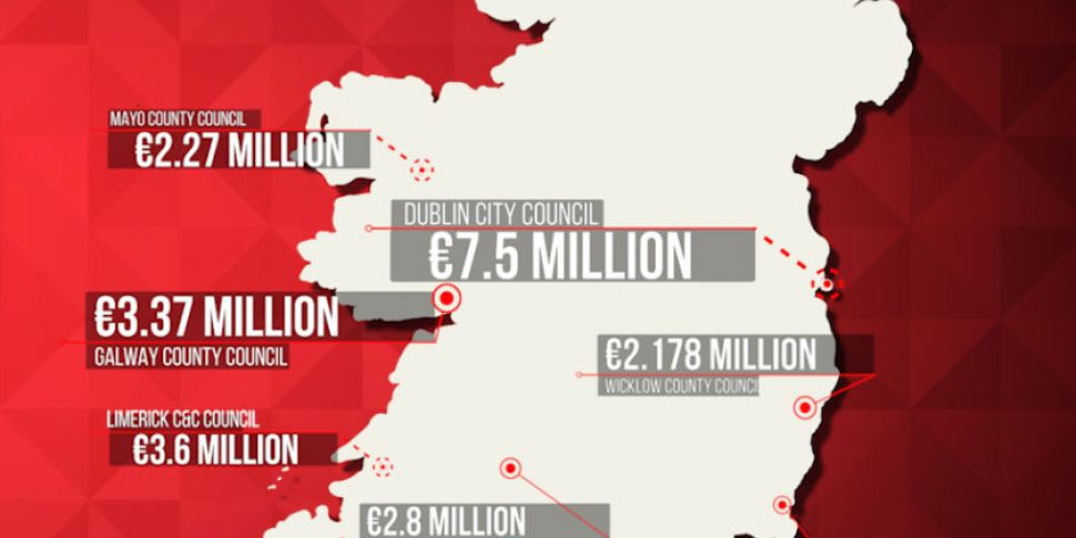 Over €43m paid out in claims b...