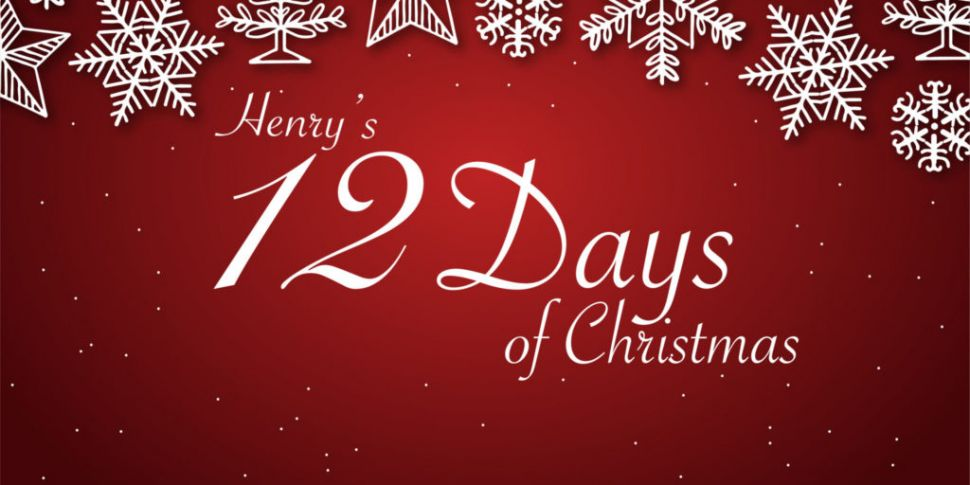 Henry's 12 Days of Christmas