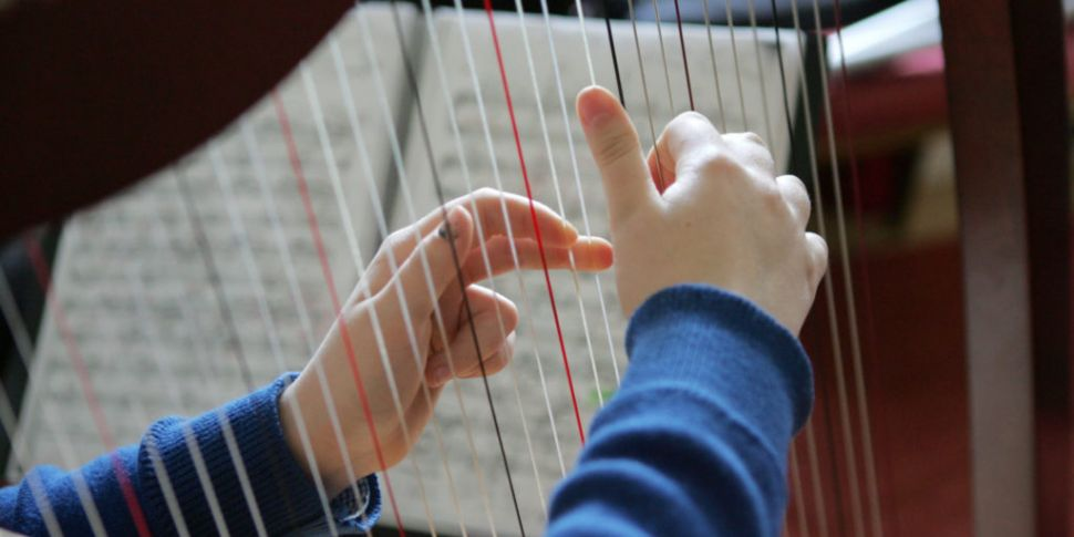 Irish harping recognised by UN...