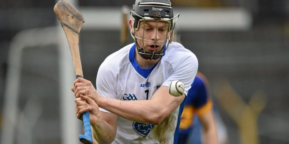 Waterford's Philip Mahony anno...
