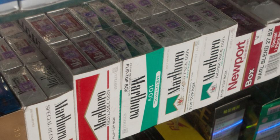 Menthol cigarettes to be banne...