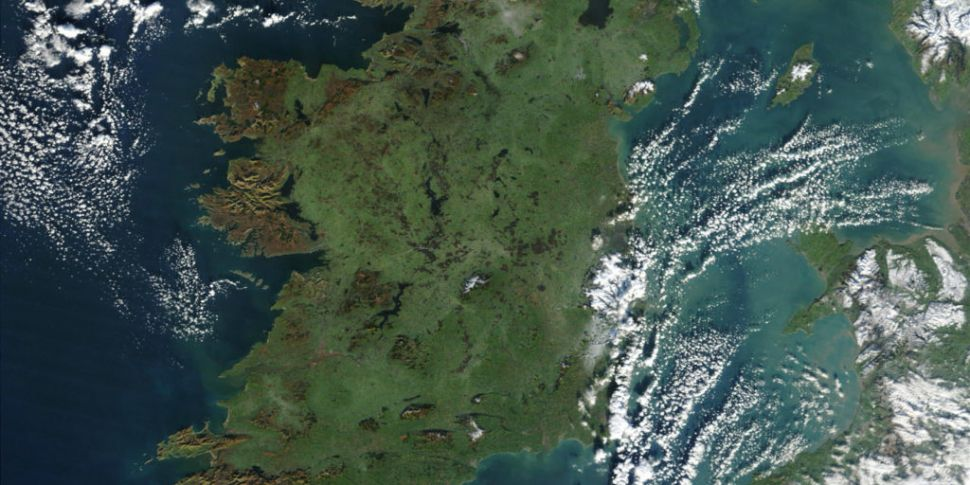 Ireland 2019: Population on th...
