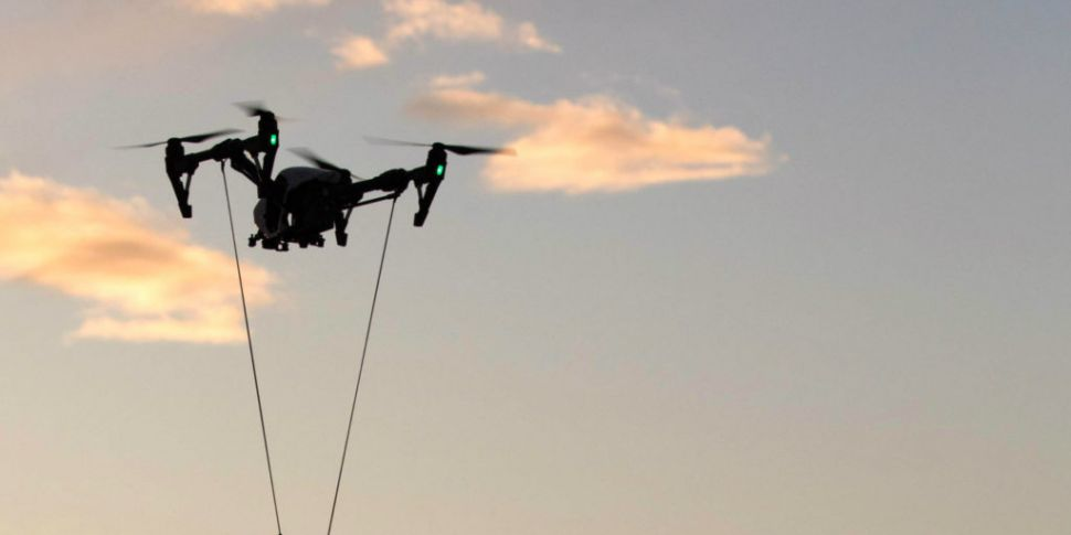 Irish firm to offer 'drone tak...