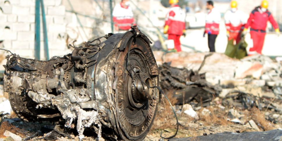 Iran plane crash: Crew did not...