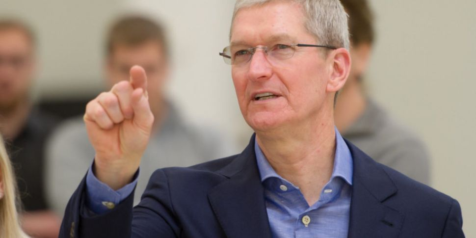 Apple boss Tim Cook to be pres...