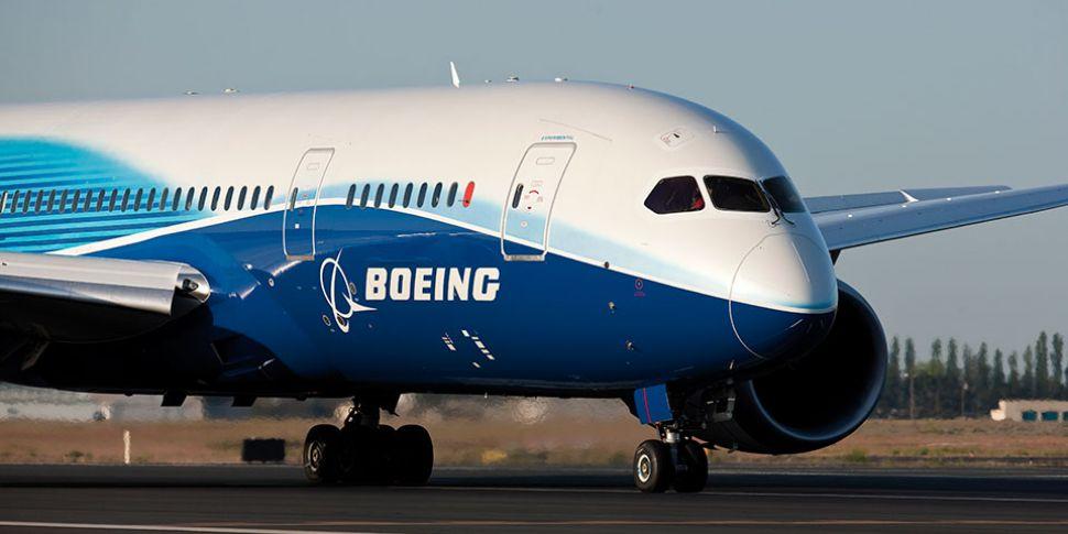 Former Boeing boss Dennis Muil...