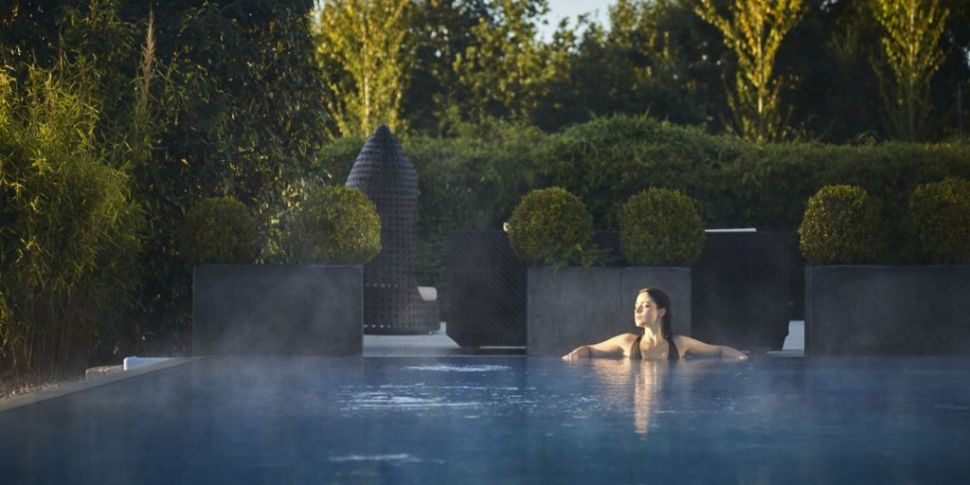 Win a romantic getaway for two...