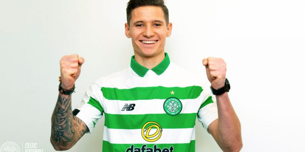 Celtic complete signing of Pol...