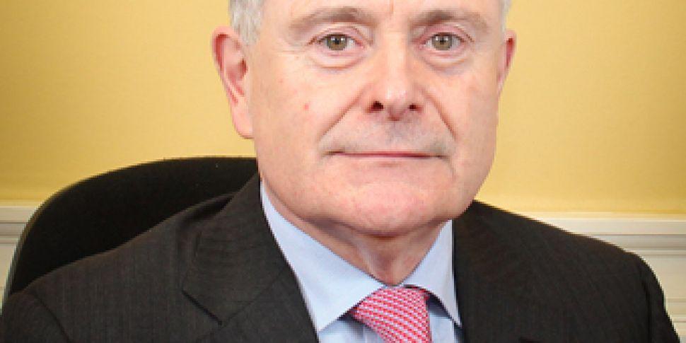 Labour Leader Brendan Howlin O...