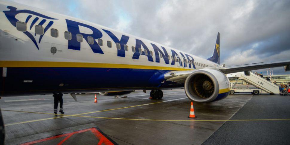 Ryanair cuts over 250 jobs acr...