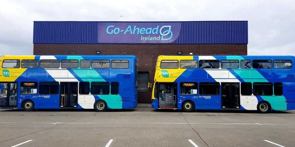 Go-Ahead Ireland takes over se...