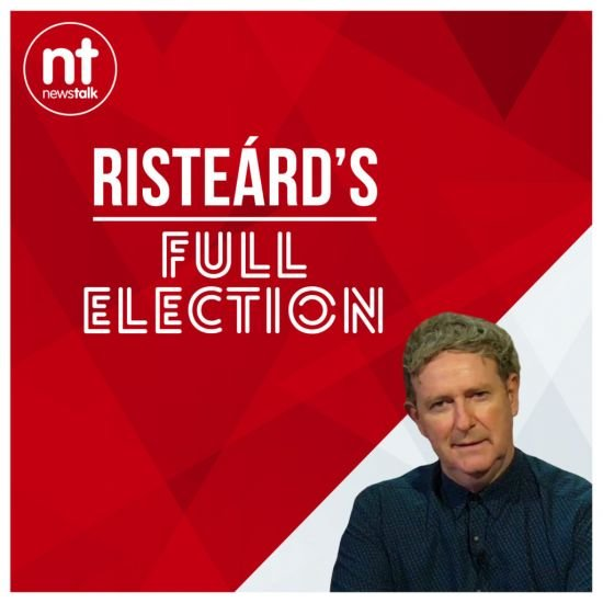 Risteárd's Full Election