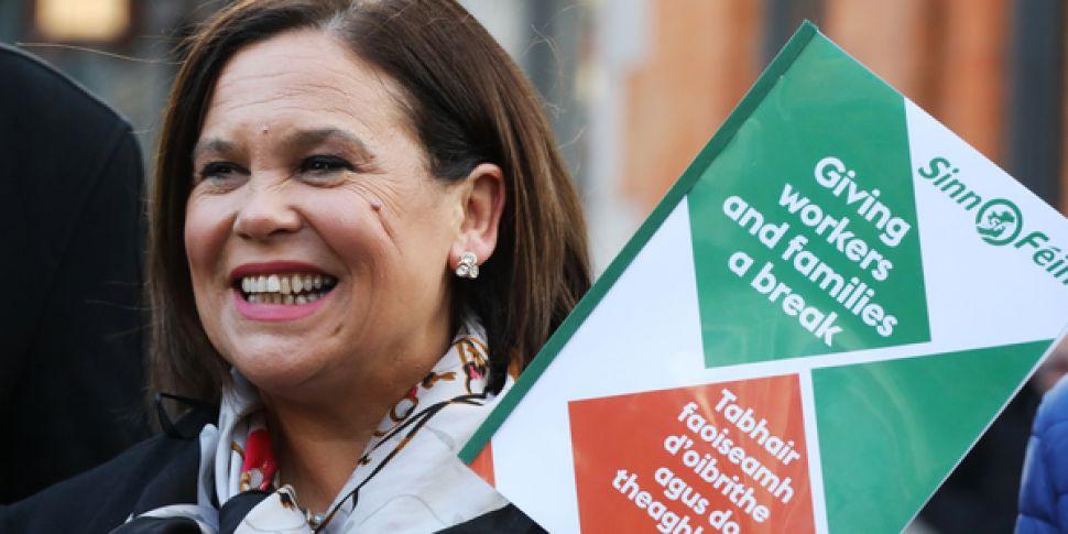 GE2020: Sinn Féin overtakes Fi...