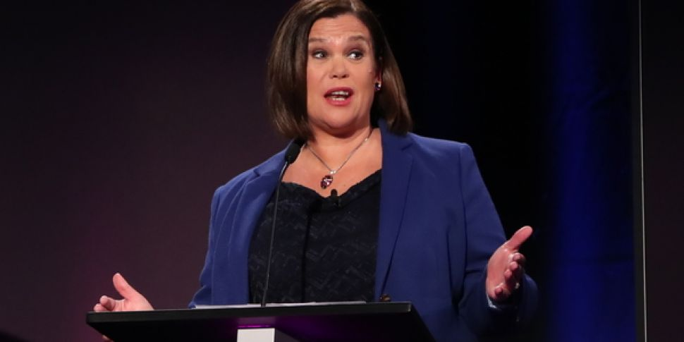 GE2020: Mary Lou McDonald to t...