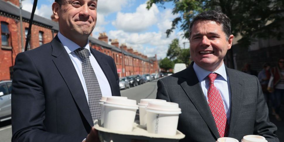 Donohoe rules out Fine Gael le...