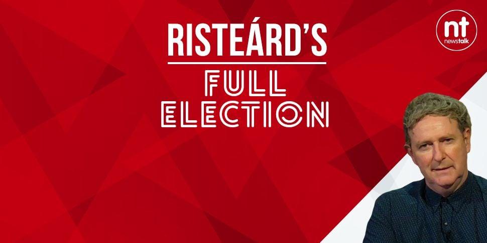 Risteárd's Full Election: The...