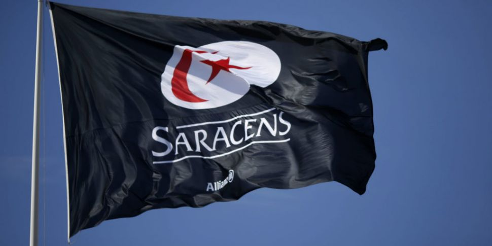 Saracens fined but keep place...