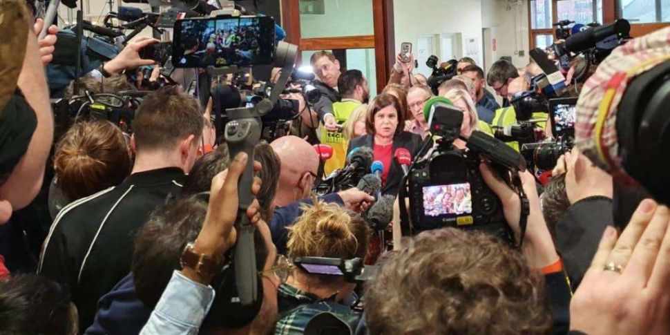 Mary Lou McDonald: 'Best outco...