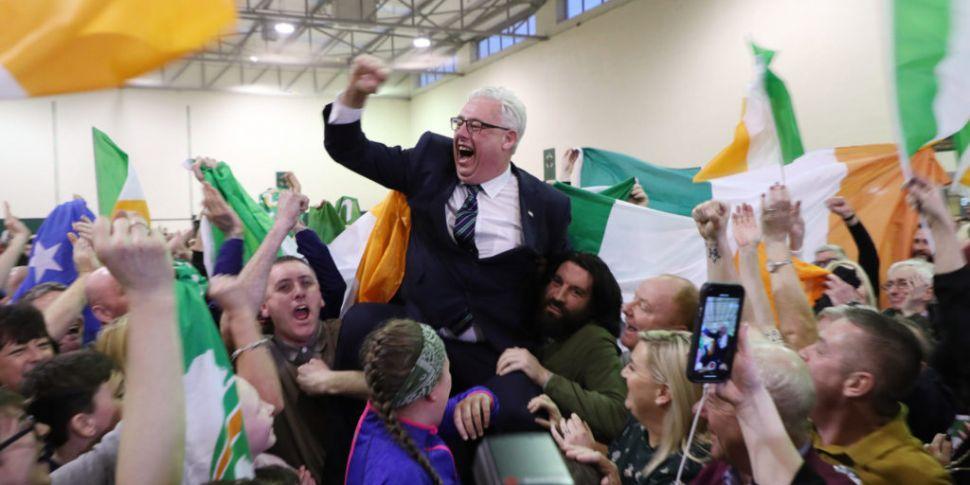 GE2020: Over 60 TDs elected af...
