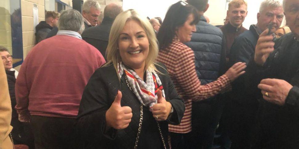 Independent candidate Verona M...