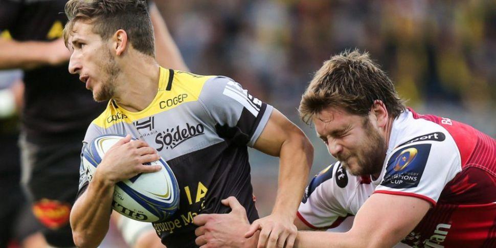 Broken leg rules France winger...