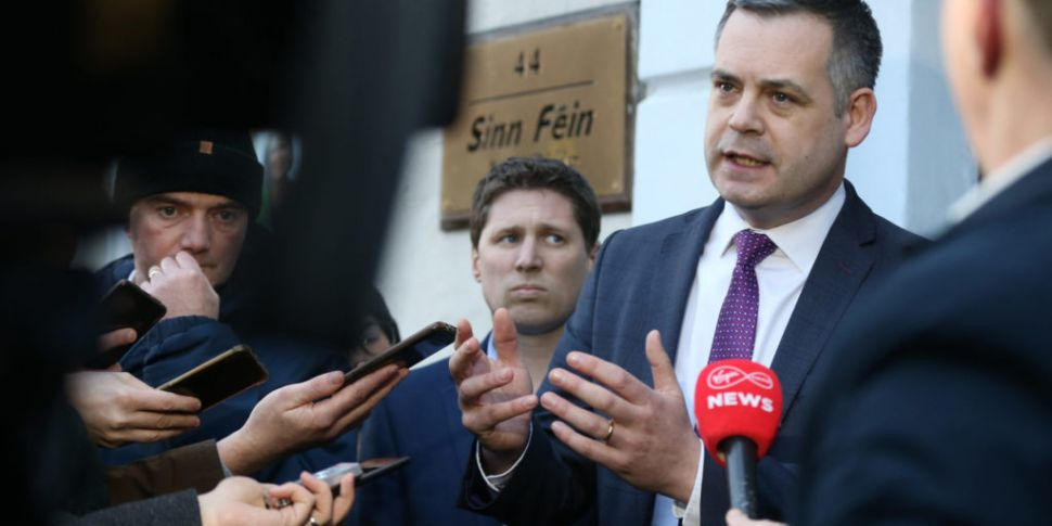 Morning top 5: Sinn Féin hold...