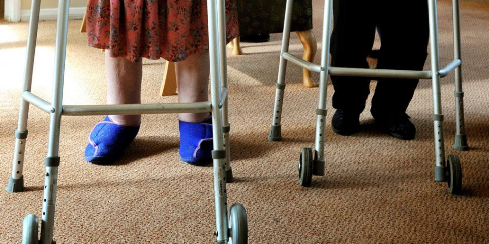 COVID-19 figures: Nursing home...