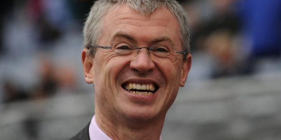 Motion for Joe Brolly to be re...