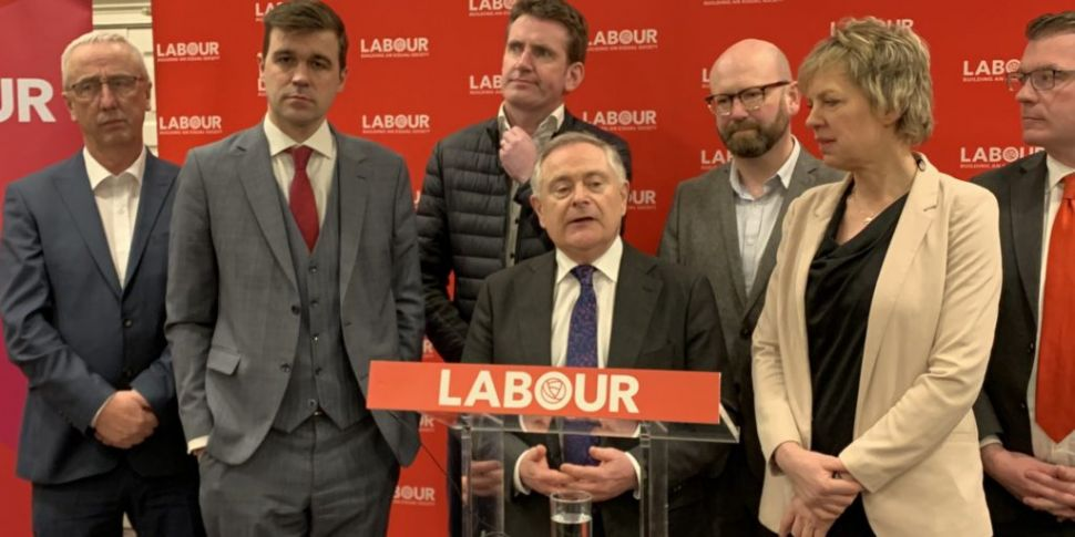 Labour's Brendan Howlin to res...