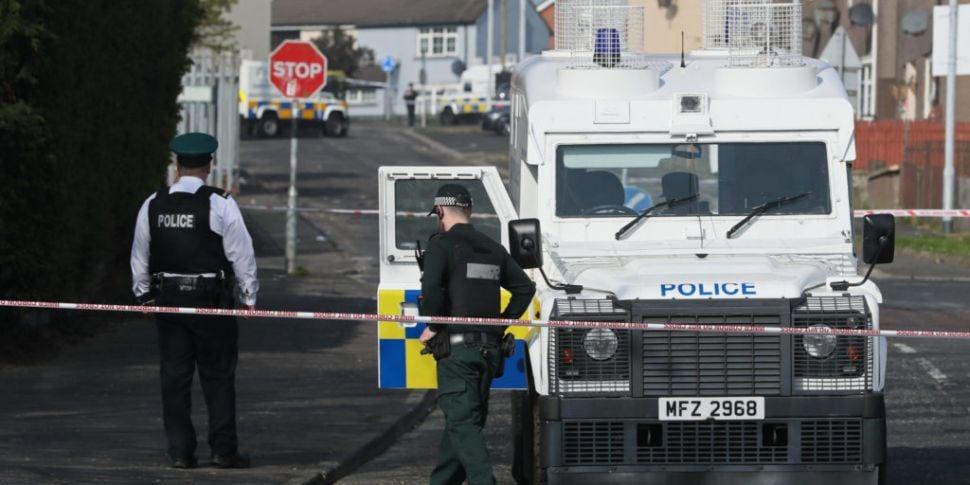 Northern Ireland: Two men char...
