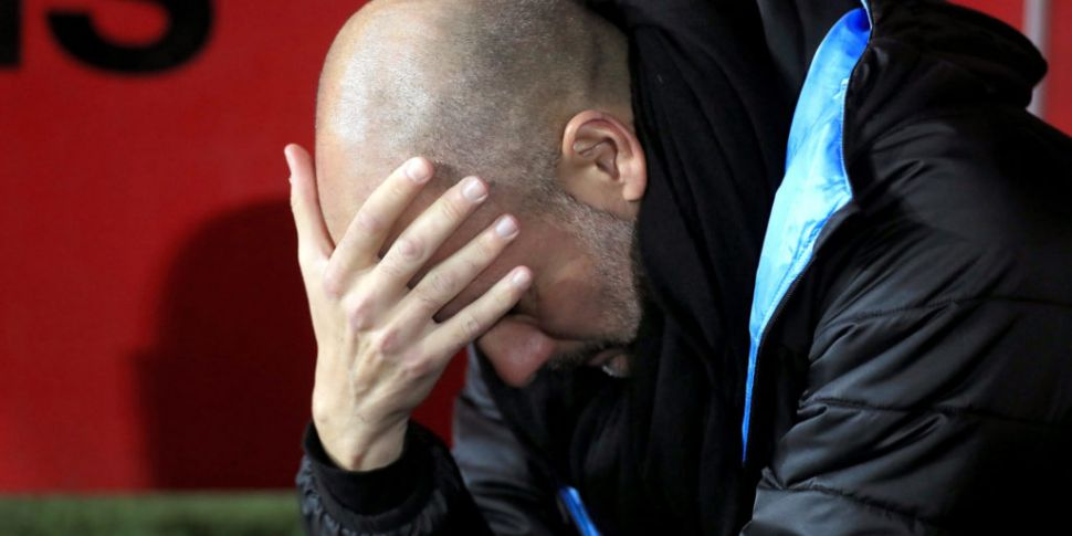 Guardiola believes he could fa...