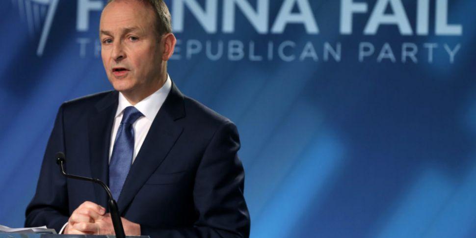Fianna Fáil closes door on wor...