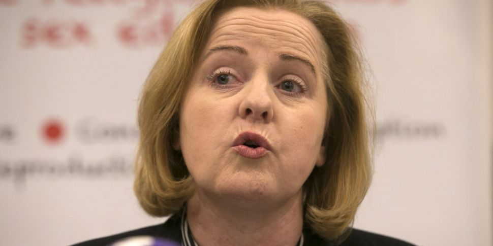 Solidarity's Ruth Coppinger to...