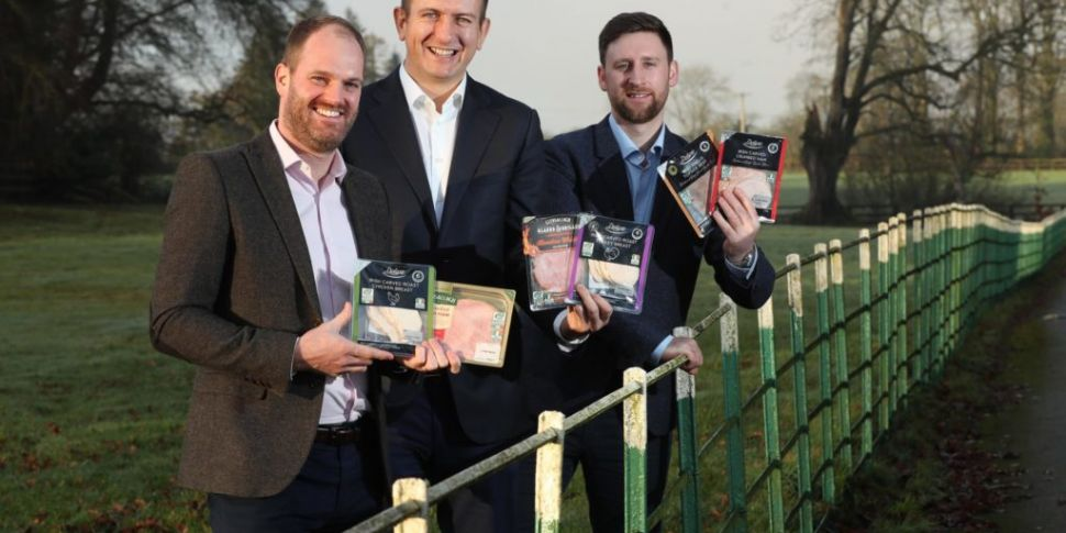 Irish firm signs €40m deal to...