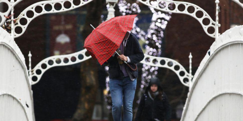 Saturday's weather: Storm Denn...