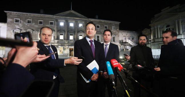 Morning top 5: Fine Gael 'preparing to go into opposition' | Newstalk