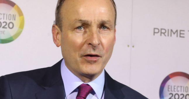 Micheál Martin unveils Fianna Fáil team to lead government formation talks | Newstalk