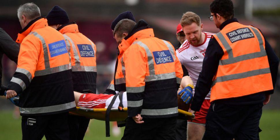 McShane injury a