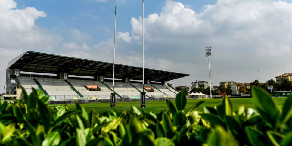 Ulster's trip to Benetton post...