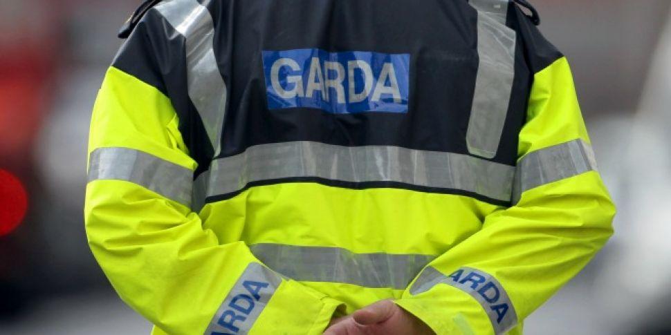 Man arrested after shotguns, r...